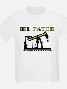 Oil Patch Pump Jack T-Shirt