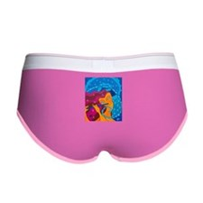 Flute Player Women's Boy Brief