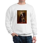 Lincoln / Chocolate Lab Sweatshirt