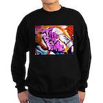 cool people Sweatshirt (dark)