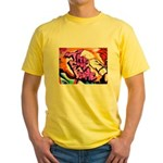 cool people Yellow T-Shirt