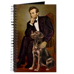Lincoln / Chocolate Lab Journal