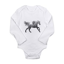 Arabian Long Sleeve Infant Bodysuit