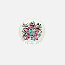 Worlds Best Yia Yia Mini Button
