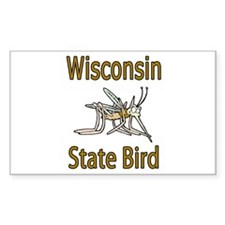 Wisconsin State Bird Decal