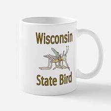 Wisconsin State Bird Mug