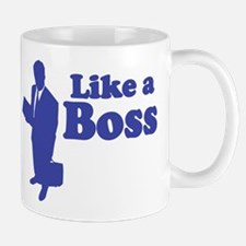 like a boss Mugs