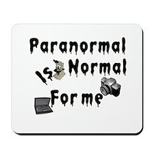 Paranormal Designs Mousepad