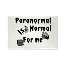 Paranormal Designs Rectangle Magnet