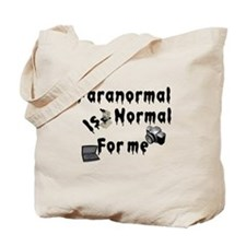 Paranormal Designs Tote Bag