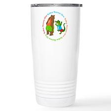 Funny El nino Travel Mug