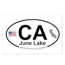 June Lake Postcards (Package of 8)