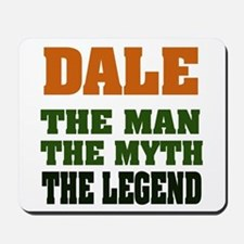 DALE - The Legend Mousepad