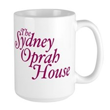 The Sydney Oprah House Mug