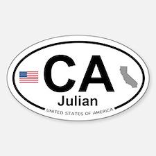 Julian Decal