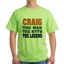CRAIG - The Legend T-Shirt