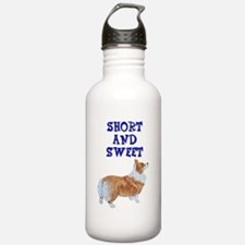 Short and Sweet Water Bottle