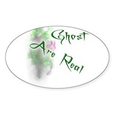 Ghost Are Real Decal