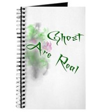 Ghost Are Real Journal