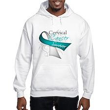 Cervical Cancer Survivor Hoodie