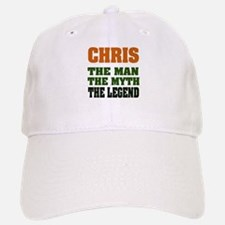 CHRIS - The Legend Baseball Baseball Cap