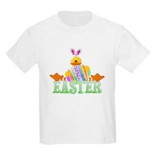 "Easter ""Bunny"" Duckling Kids T-Shirt"