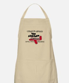 Ian Airlines Apron