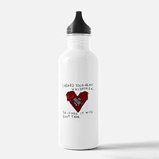 Heart Broken Water Bottle
