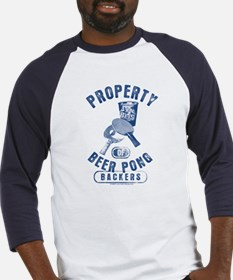 Beer Pong Blue Mountain State Baseball Jersey
