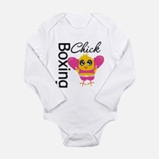 Boxing Chick Baby Outfits