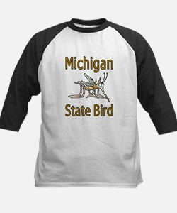 Michigan State Bird Tee