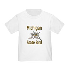 Michigan State Bird T