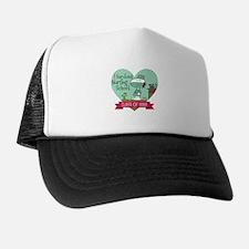 Snoopy Woodstock Nursing School Trucker Hat