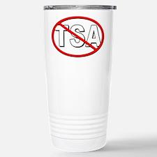 Anti-TSA Travel Mug