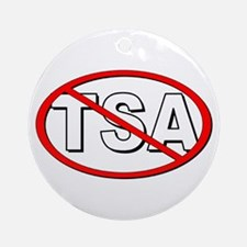 Anti-TSA Ornament (Round)
