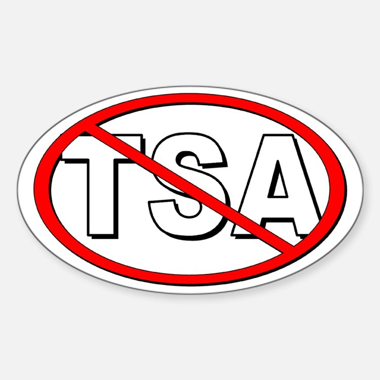 Anti-TSA Decal