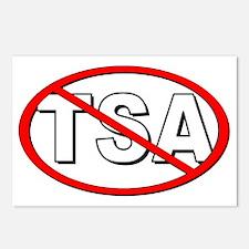 Anti-TSA Postcards (Package of 8)
