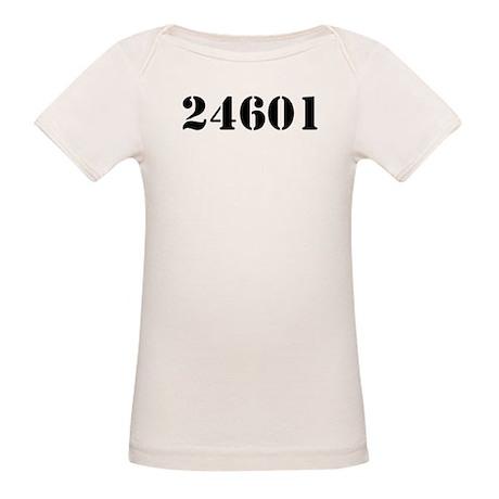 24601 Organic Baby T-Shirt