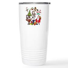 All about Jesus! Travel Mug