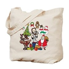 All about Jesus! Tote Bag
