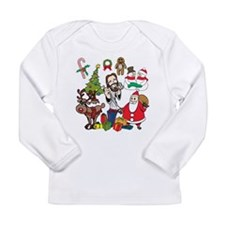 All about Jesus! Long Sleeve Infant T-Shirt