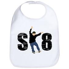 SK8 skateboarding Bib