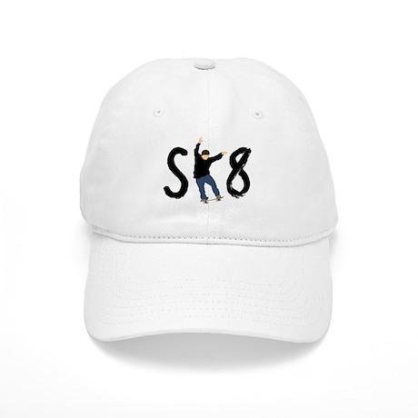 SK8 skateboarding Cap
