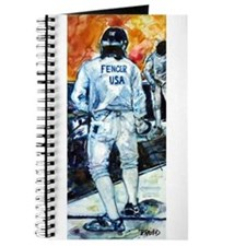 """Fencer USA"" Journal"