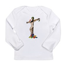Christian Tree Long Sleeve Infant T-Shirt