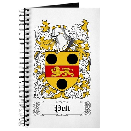 Pett Journal