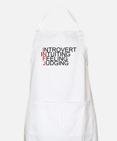 INFJ Spelled Out Apron