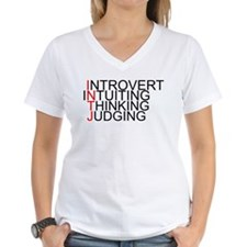 INTJ Spelled Out Shirt