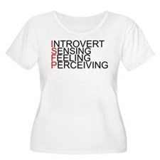 ISFP Spelled Out T-Shirt