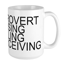 ISFP Spelled Out Mug
